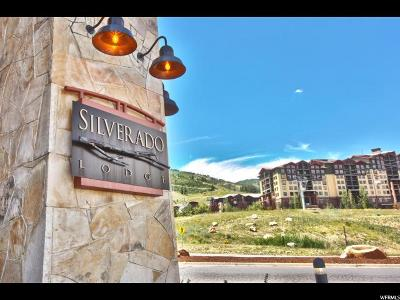 Park City Condo For Sale: 2653 Canyons Resort Dr #223