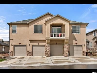 Lehi Townhouse For Sale: 3122 W Desert Lily Dr