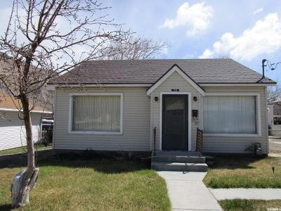 Helper UT Single Family Home For Sale: $65,000