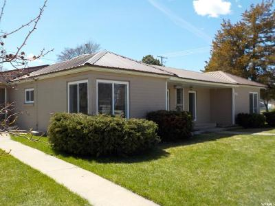 Hyrum Single Family Home For Sale: 602 E Main St