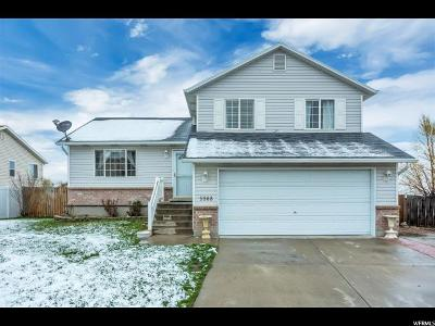 West Jordan Single Family Home For Sale: 5988 W Discovery Dr S. 22. $300,000  ...