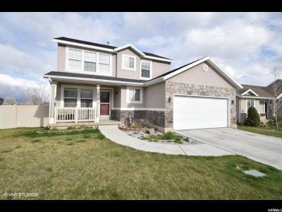 Saratoga Springs Single Family Home For Sale: 1976 N Napa Dr