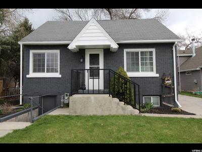Smithfield Single Family Home For Sale: 125 W 100 N