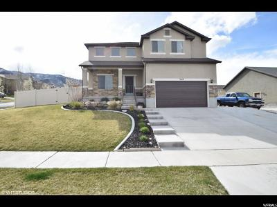 Saratoga Springs Single Family Home For Sale: 3419 S Hawk Dr W