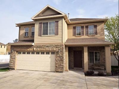 Riverton Single Family Home For Sale: 13453 S Corbin Valley Dr