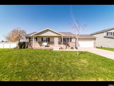 Spanish Fork Single Family Home For Sale: 1413 E 910 S