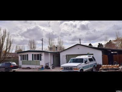 Helper Single Family Home For Sale: 2101 N 1200 W
