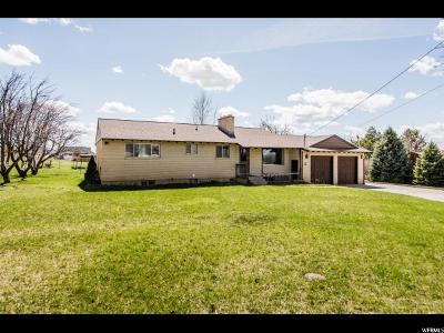 Cache County Single Family Home For Sale: 670 E 300 S
