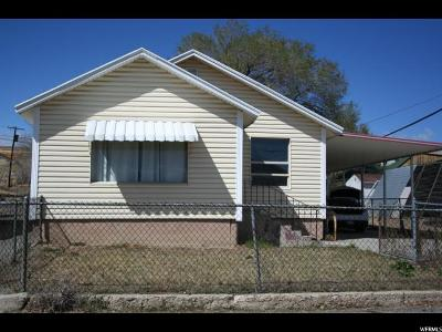 Price UT Single Family Home For Sale: $112,000