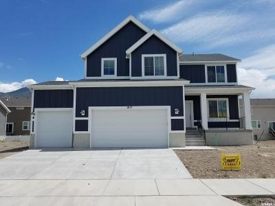 Provo Single Family Home For Sale: 1617 S 680 W #256