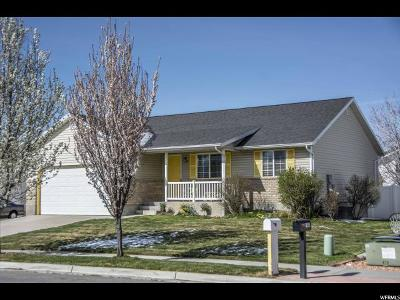 Lehi Single Family Home For Sale: 1847 N 900 E