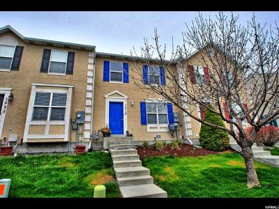 Murray Townhouse For Sale: 1218 W Torwood Ct S