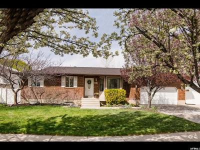 Riverton Single Family Home For Sale: 12900 S 2200 W