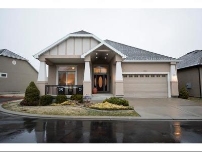 South Jordan Single Family Home For Sale: 1552 W Green Apple St S