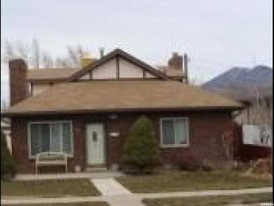 Spanish Fork Single Family Home For Sale: 861 E 200 S