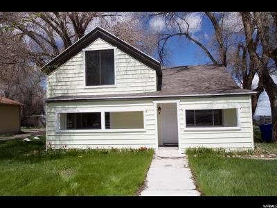 Grantsville Single Family Home For Sale: 257 E Clark St