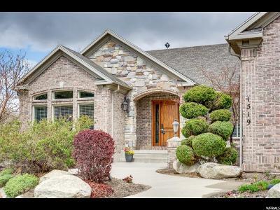 Draper Single Family Home For Sale: 1519 Nashi Ln