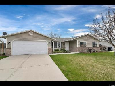 Provo Single Family Home For Sale: 2895 W 1010 N