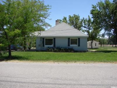 Ferron UT Single Family Home For Sale: $163,000