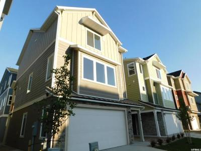 Midvale Single Family Home For Sale: 7570 S Goff Cv W #315