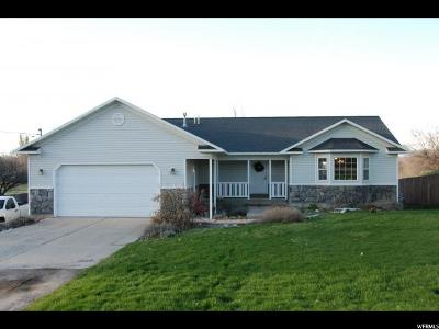 Cache County Single Family Home For Sale: 310 W 200 S