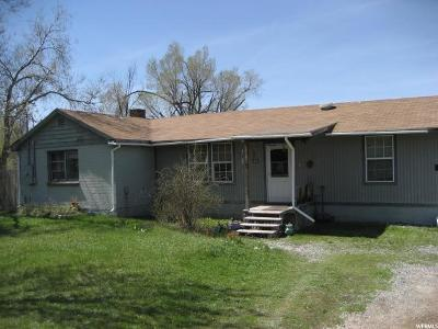 Highland Single Family Home For Sale: 10531 N Alipine Hwy
