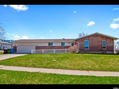 North Logan Single Family Home For Sale: 1154 E 2180 N