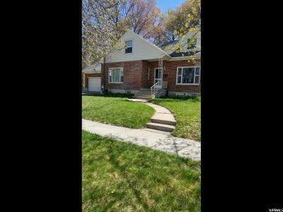 Logan Multi Family Home For Sale: 606 N 500 E