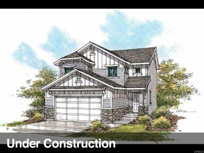 Eagle Mountain Single Family Home For Sale: 9626 N Red Bridge St N #122