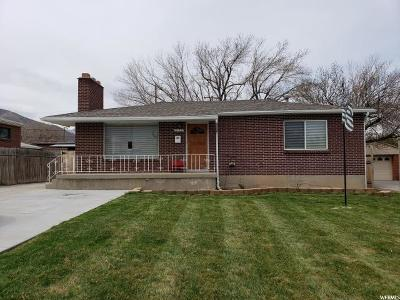 Magna Single Family Home For Sale: 3170 S Breeze Dr