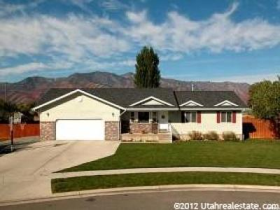 Hyrum Single Family Home For Sale: 335 N 1090 W