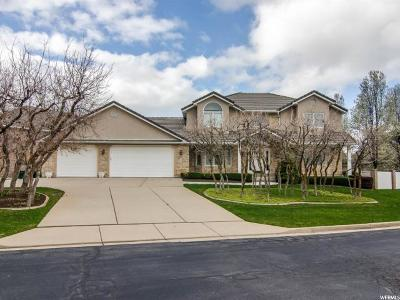 Layton Single Family Home For Sale: 2498 E 50 S