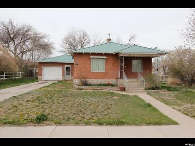 Delta Single Family Home For Sale: 225 N 100 W