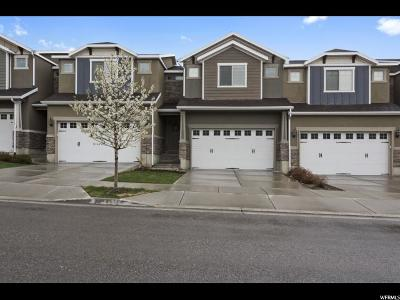 Herriman Townhouse For Sale: 14472 S Windom Rd