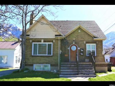 Provo Single Family Home For Sale: 254 N 400 E
