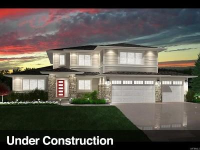 Herriman Single Family Home For Sale: 14522 S Palo Alto Dr W