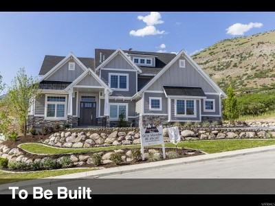 Lehi Single Family Home For Sale: 587 N 1375 W #69