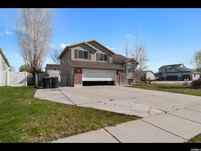 Clinton Single Family Home For Sale: 2538 W 1500 N