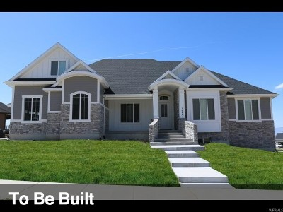 Mapleton Single Family Home For Sale: 1458 S 1450 W #5