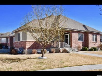 Cedar Hills Townhouse For Sale: 4459 W Bridgestone Dr