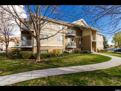 Provo Condo For Sale: 1269 Riverside Ave #19