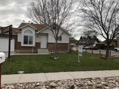 Weber County Single Family Home For Sale: 5396 S 3750 W