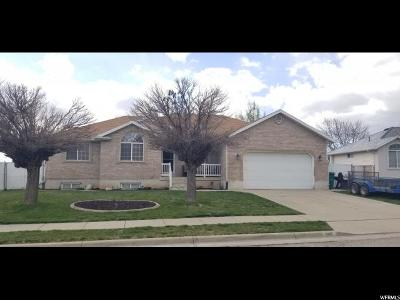 Layton Single Family Home For Sale: 296 S 450 W