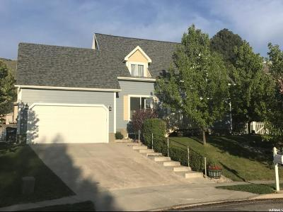 Perry Single Family Home For Sale: 2543 S 600 W