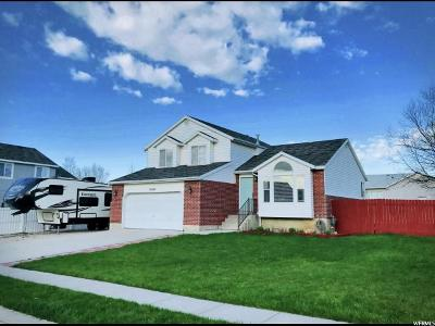 Riverton Single Family Home For Sale: 11898 S 3085 W