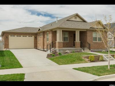 South Jordan Single Family Home For Sale: 10316 S Lac Vieux Rd