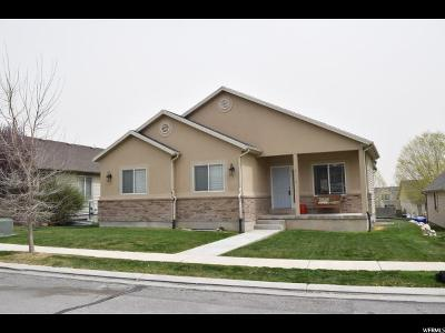 Eagle Mountain Single Family Home For Sale: 7112 N Mohican Dr E