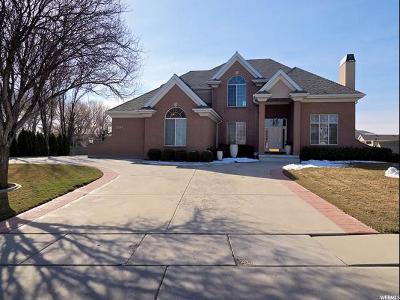 West Jordan Single Family Home For Sale: 2217 W Kensington Park Dr S