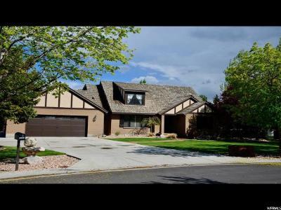 South Jordan Single Family Home For Sale: 11689 S Ingot Way