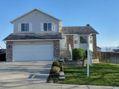 West Jordan Single Family Home For Sale: 6068 W Miners Mesa Dr S
